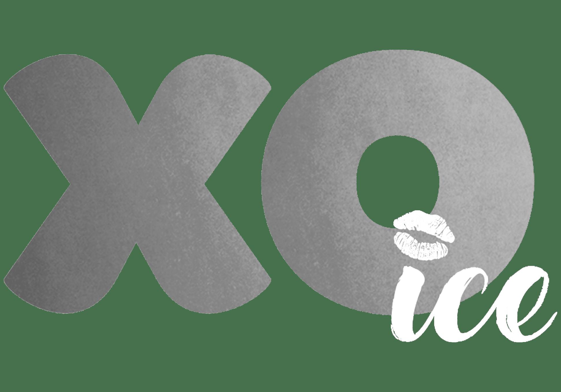 agence branding paris design - Glace XO